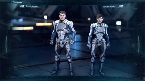 CuBaN VeRcEttI/Descubre nuevas razas alienígenas, personajes y amenazas en los dos nuevos tráilers de Mass Effect: Andromeda