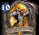 Sun Raider Phaerix (heroic card)