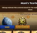 Mani's Teardrop
