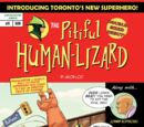 The Pitiful Human Lizard Issue 1