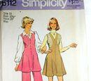 Simplicity 6112 A