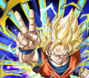 Surpassing the Limits Super Saiyan 2 Goku