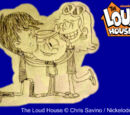 CartoniAnimatiMania/The Loud House - Leni hugs Lincoln and Luna kisses Lincoln