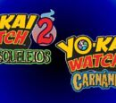 CuBaN VeRcEttI/La saga Yo-Kai Watch regresa con Yo-Kai Watch 2: Fantasqueletos y Carnánimas
