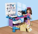 41307 Il laboratorio creativo di Olivia