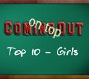 Terry'sBiggestFan/Top 10 - Girls in COOT