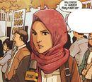 Nakia Bahadir (Earth-616)
