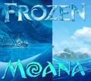 Frozen Moana