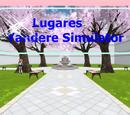 Simulator Wiki 2/Lugares