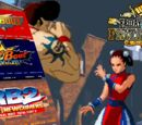 Real Bout Fatal Fury games