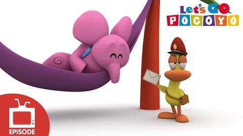 Let's Go Pocoyo - Pato the Postman Episode 5 in HD
