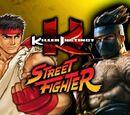 Street Fighter Vs Killer Instinct