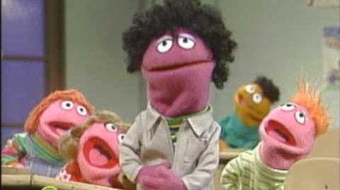 Raise Your Hand (Sesame Street)