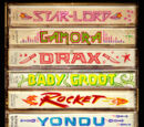 Guardians of the Galaxy Vol. 2 Vehicles