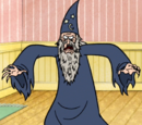 Halloween Wizard
