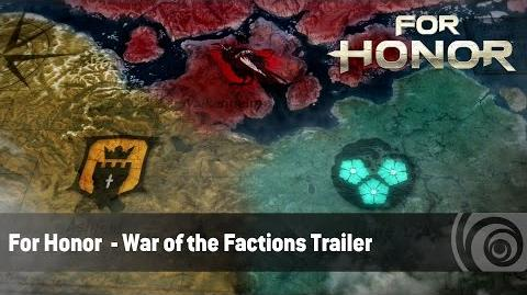 For Honor - Guerra de Facciones