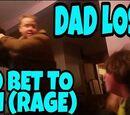 DAD LOSES $80 TO SON!!! (RAGE)