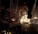 Alaric and Jo's wedding