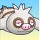 Cara de Slakoth 3DS.png