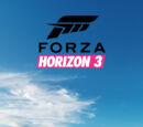 Forza Horizon 3/Playseat Car Pack