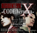 Resident Evil CODE:Veronica gameplay