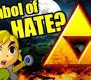 Zelda: Is the Triforce EVIL?