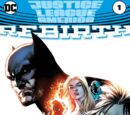 Justice League of America: Rebirth Vol 1 1