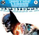 Justice League of America: Rebirth Vol 1 1