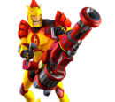 Golden Hero Armor