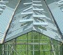 Zastosowanie kolektorów solarnych powietrznych w szklarniach