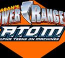 Power Rangers A.T.O.M.