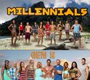 Survivor: Millennials vs. Gen X