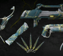 Kintsugi Weapon Skin Collection