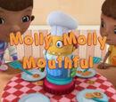 Molly Molly Mouthful (segment)