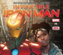 Invincible Iron Man Vol 4 4