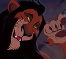 Personnage du Roi Lion