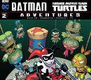Batman/Teenage Mutant Ninja Turtles Adventures Vol 1 2