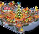 Christmas Square (Snowville)