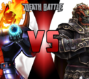 Dormammu vs Ganondorf