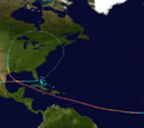 1997 Atlantic hurricane season (Recreation for Hypercane)