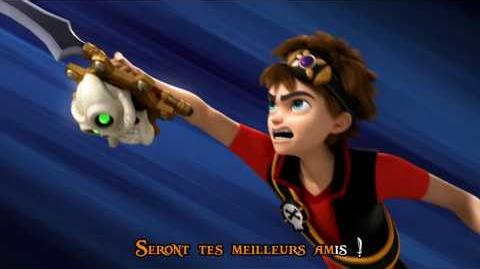 Zak Storm (Theme Song)/Gallery