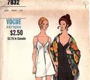 Vogue 7832 A
