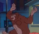 Goryl King Kong