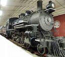 WP locomotives