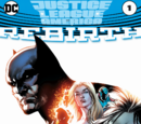 Justice League of America: Rebirth Vol.1 1