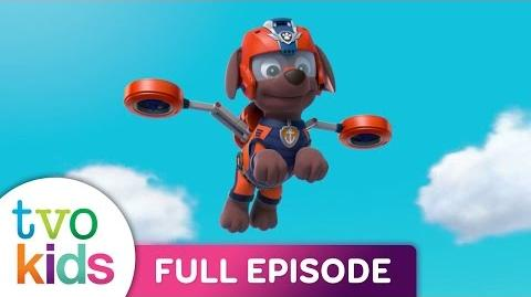 Paw Patrol - Pups Save Their Floating Friends - NEW EPISODE