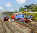 The Fat Controller's Engines