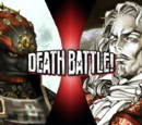 Ganondorf VS Dracula (Castlevania)