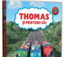 Thomas and Friends - Vol. 2 (Romanian DVD)