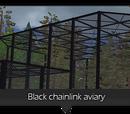 Black Chainlink Aviary (Zeta-Designs)